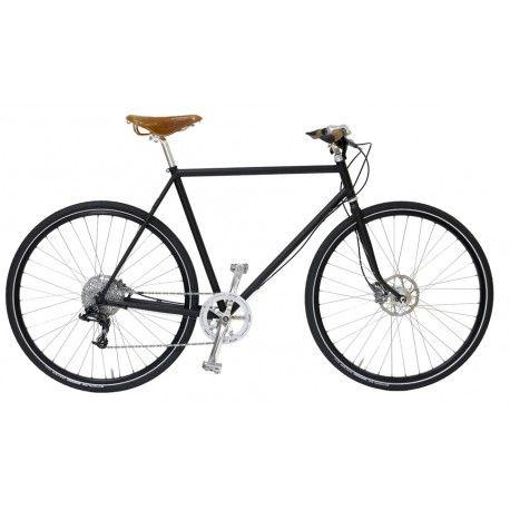 bici urbana hombre