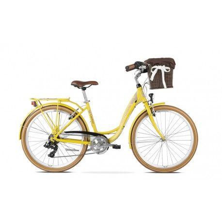 Bicicletas con cesta bicicletas paseo con cesta - Cestas para bicicletas ...